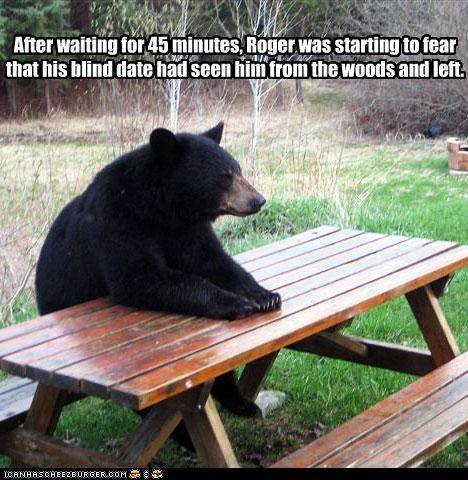 dating bear