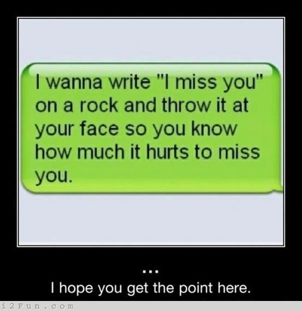 i miss you texts to send your boyfriend