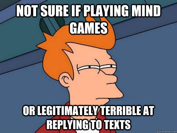 why mind games