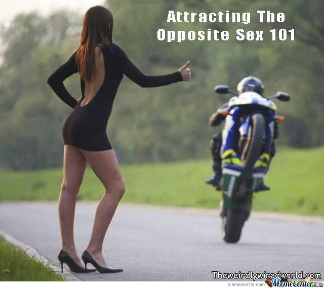 attracting
