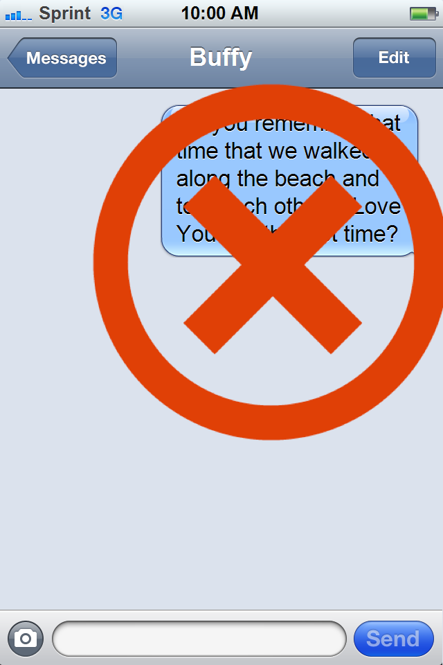 10 texting rules dating etiquette-in-Wairinga