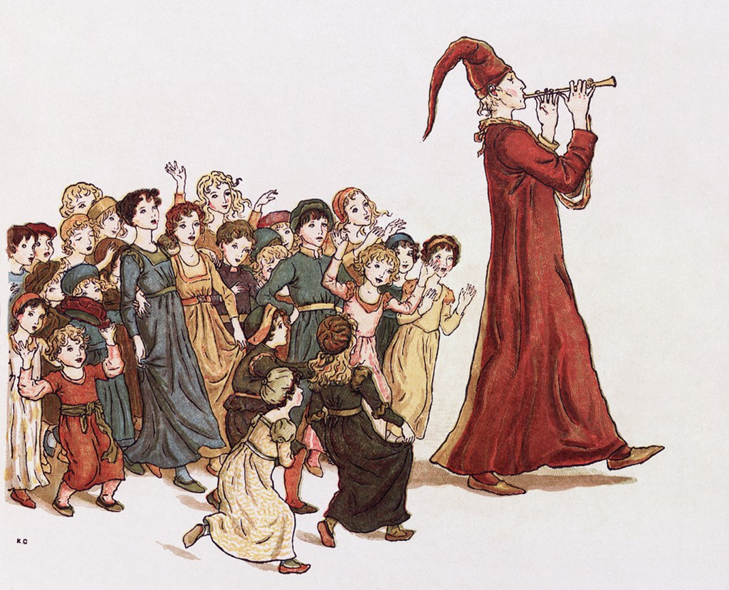 pied piper children