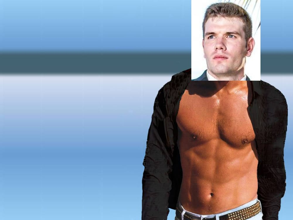 chris in shape