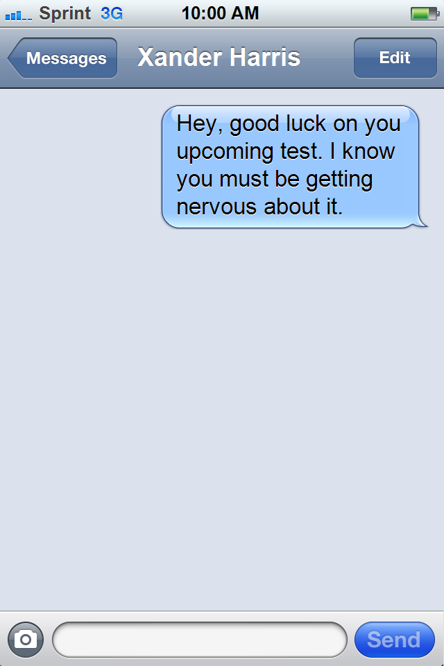 what to text a guy to make him like you