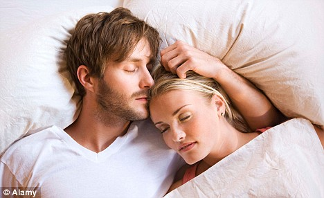 Romantic Sleeping Positions Mistakes Women Make Wh...