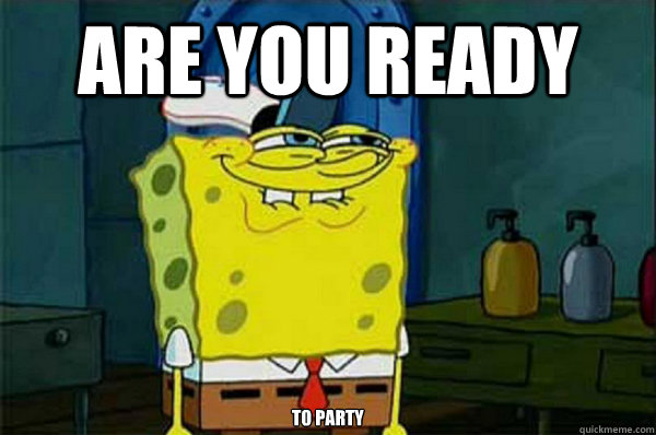 are fyou ready