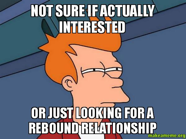 What is a rebound relationship mean