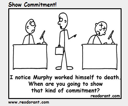 Commitment phobia definition