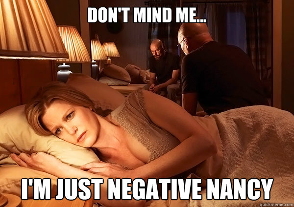 negative nancy