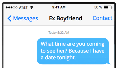 Girl goes back to her ex instead of dating you