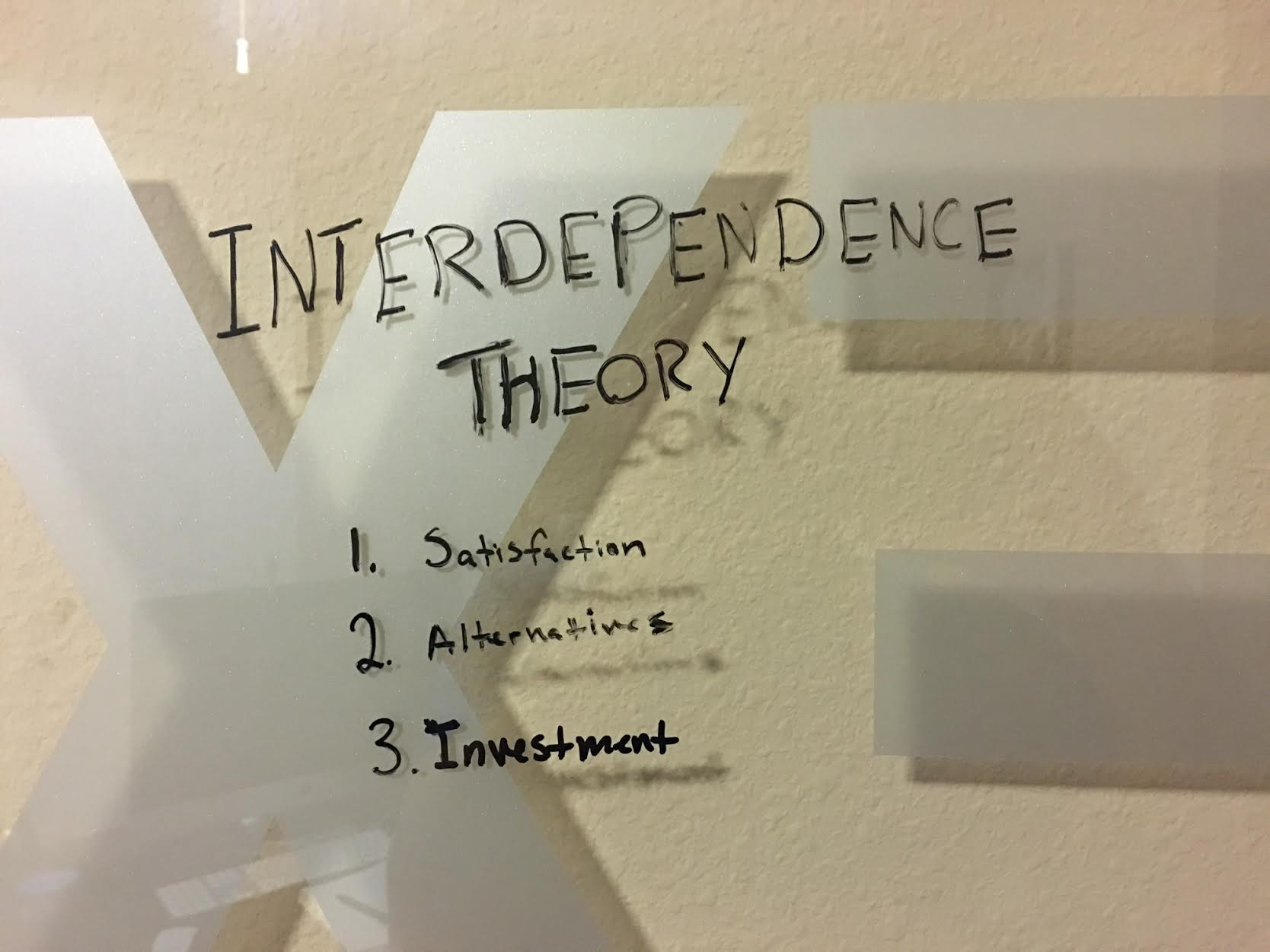 interdependence-theory