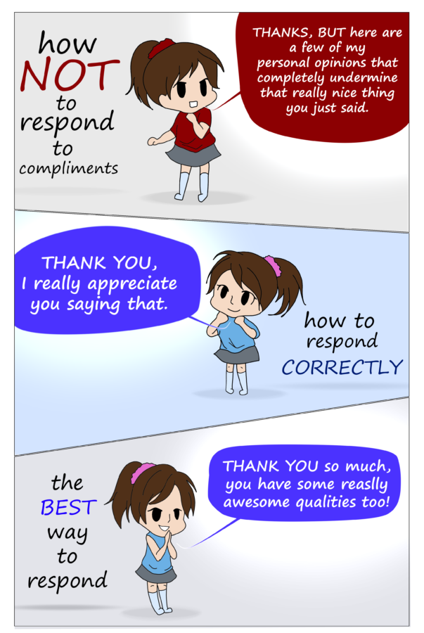 responses-for-compliments