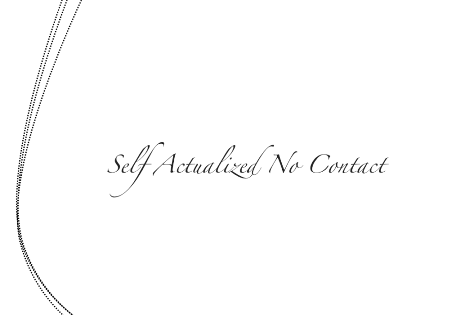 self-actualized-no-contact