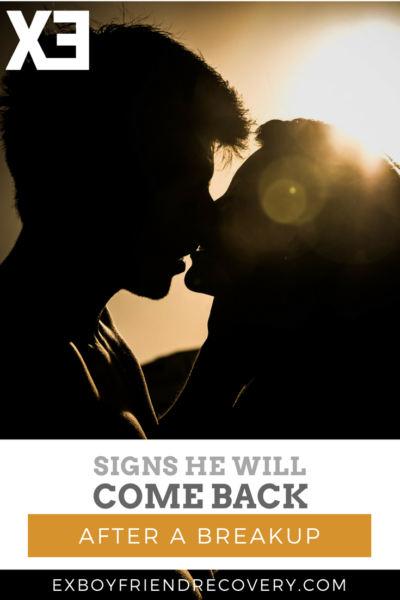Signs he wants to breakup